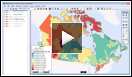 Using Maptitude with the Canada Data Package