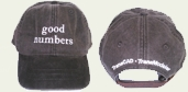 "Caliper TransCAD/TransModeler ""Good Numbers"" Hat"