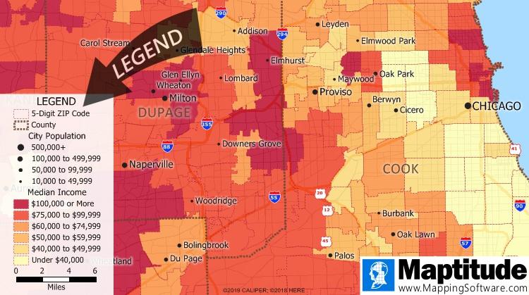 What Is A Map Legend Map Legend Definition