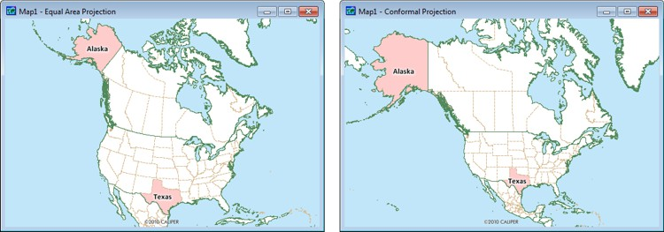 What is a Map Projection - Map Projection Definition Definition Of A Map on