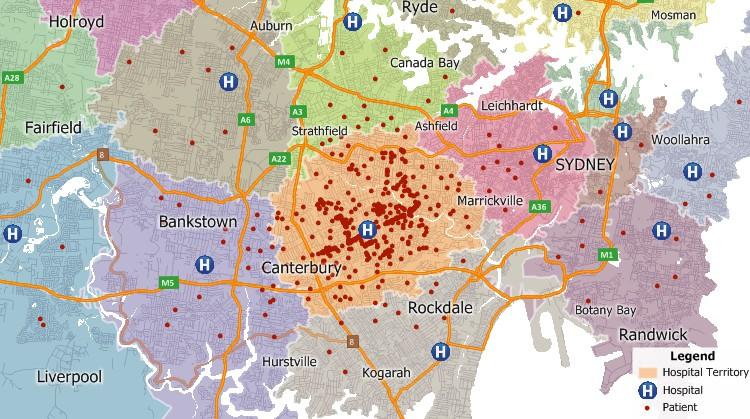 Australia Street Mapping Software Address Mapping Software – Australia Street Map