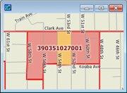 Census Block Group Summary Level Sample Map