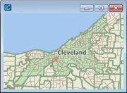 County Subdivision Sample Map