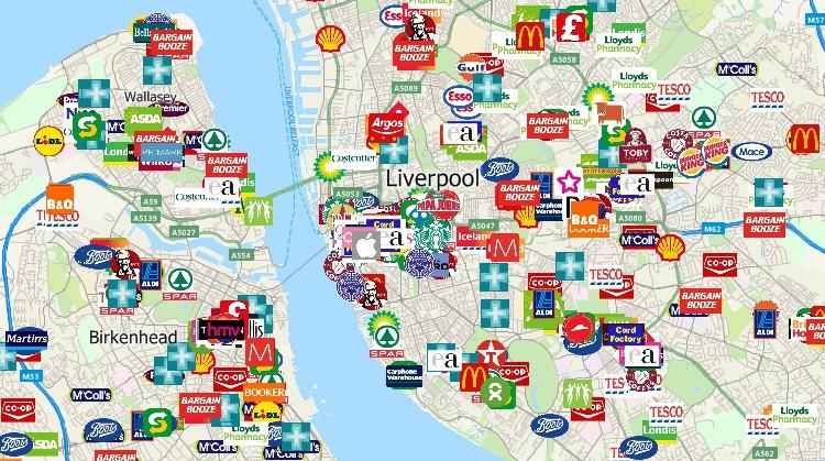Free UK Business Location Data for Maptitude