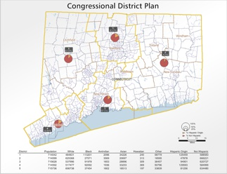 Maptitude congressional redistricting software