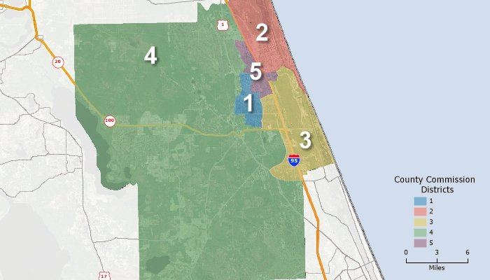 County Commission Redistricting Software