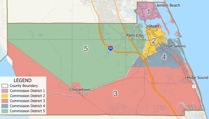Maptitude County Redistricting Software