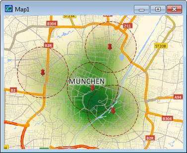 Maptitude - das landkarten software