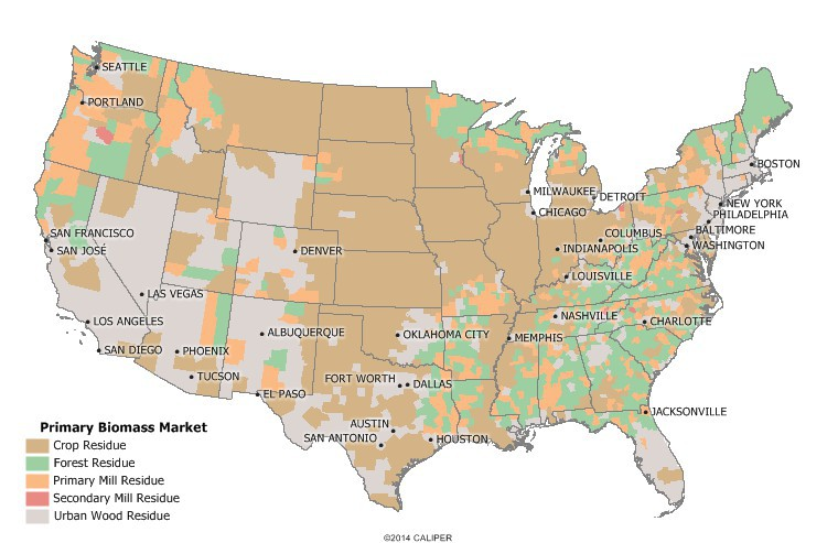 Energy Markets Mapping