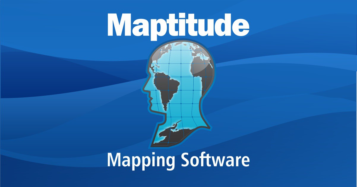 Maptitude Mapping Software