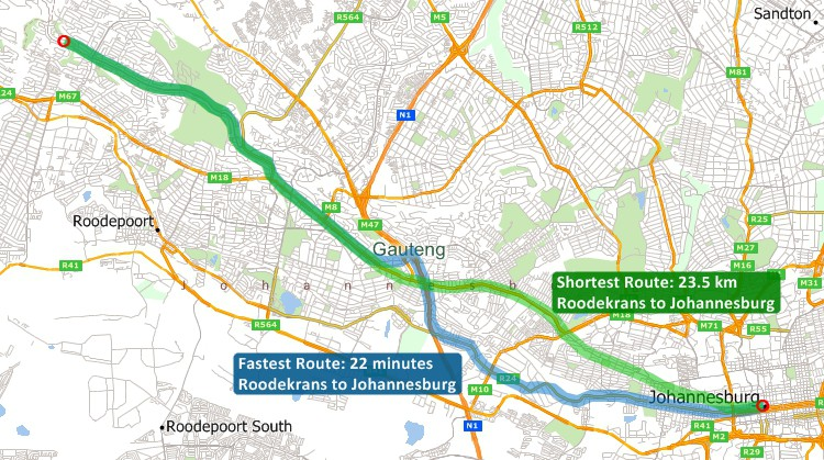 South Africa Routing Software   Route Planning Software   Route