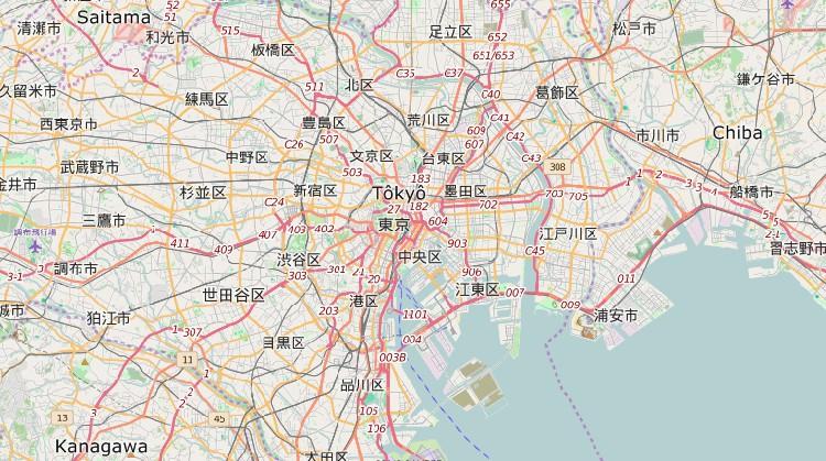 Birmingham Map with Image