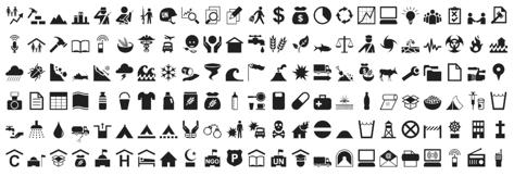OCHA icons