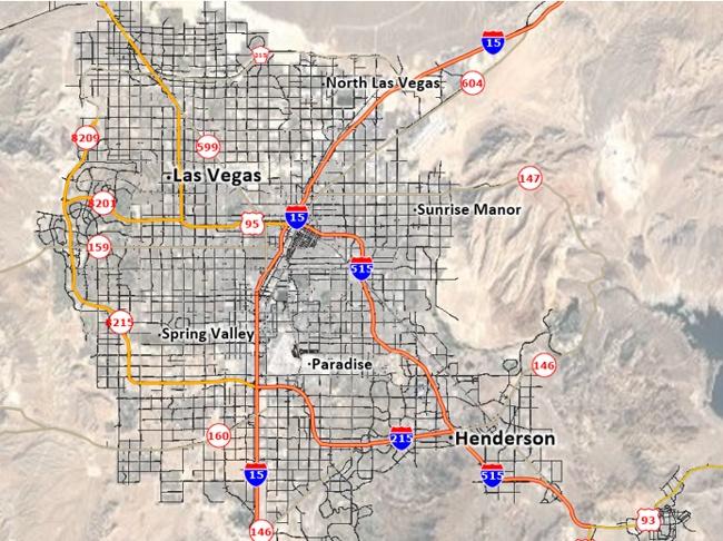 Caliper Las Vegas DTA