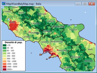 Cartina Mondo Excel.Maptitude Sistema Informativo Geografico Software Mappe