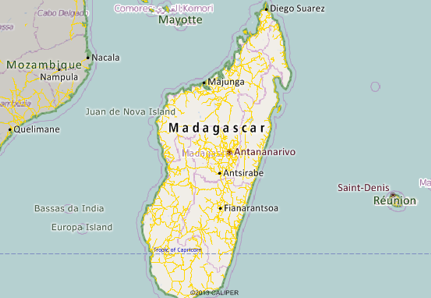 Madagascar Mapping Software