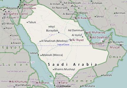 Saudi Arabia Mapping Software